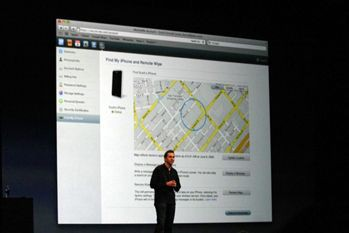 Google Maps embedowane do iPhone'a